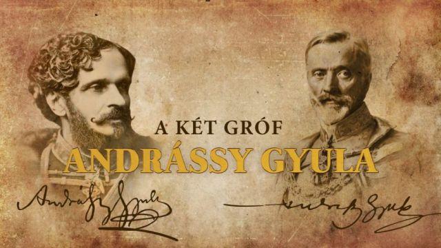 A két Andrássy Gyula