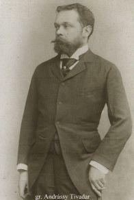 gr. Andrássy Tivadar, - Nemzeti Múzeum Történeti Fényképtára