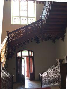 IMG_3815 Tiszadob, 2018.04.27. kastély, lépcsőház