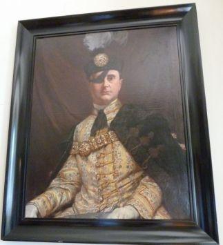 P1740736 Vaja, gróf Vay Ádám - Lohr Ferenc festmény