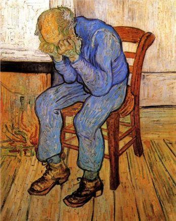 V. Van Gogh- Old Man in Sorrow
