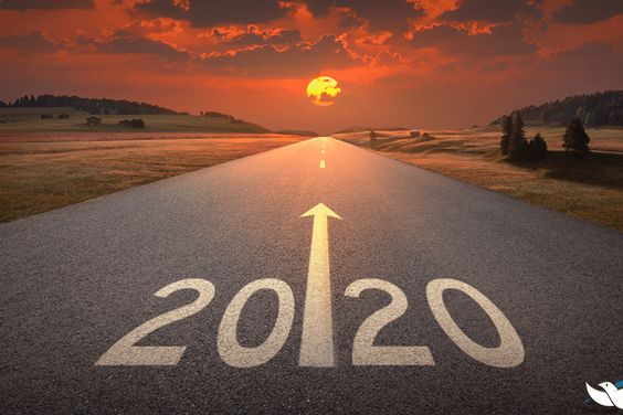 2020. év elé | Fölöttem a felhő