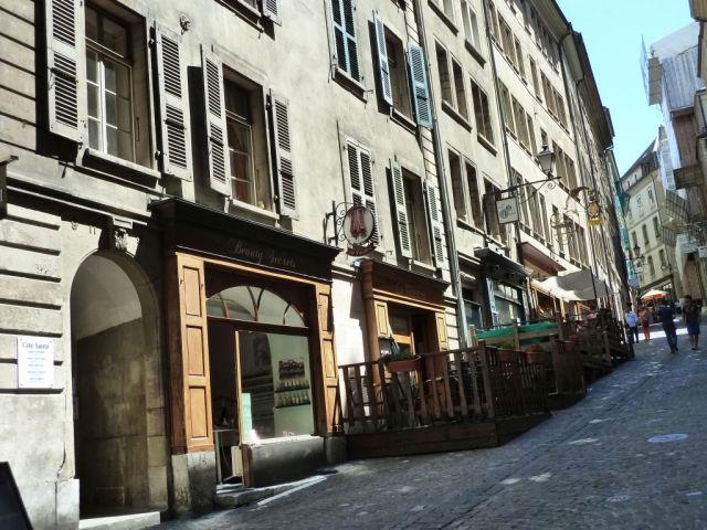 Genf, f210883240 Rue de la Cité