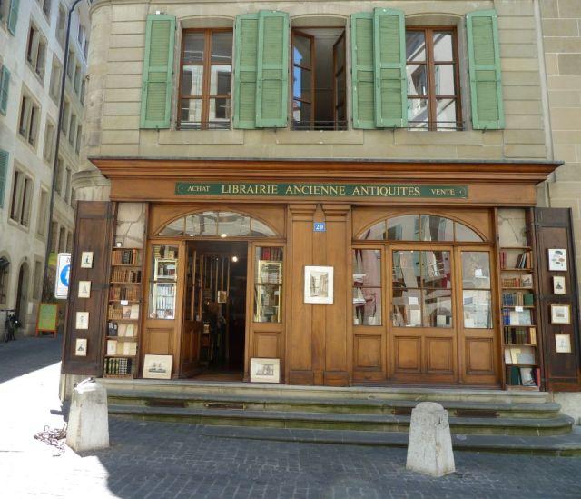 Genf P1690964 Grand Rue könyvesbolt