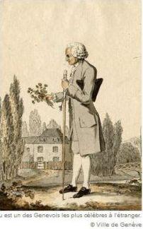 Rousseau, a botanikus
