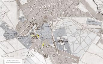 1933._Gödöllő_nagyközség_térképe