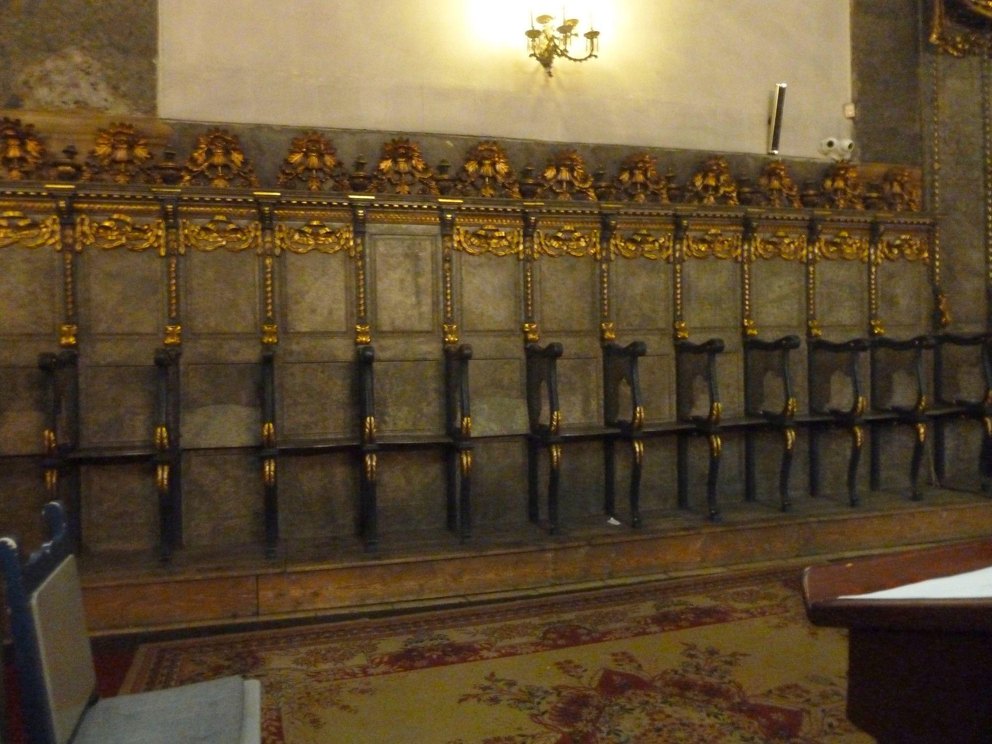 Belváros P1660807 Görög templom széktámaszok