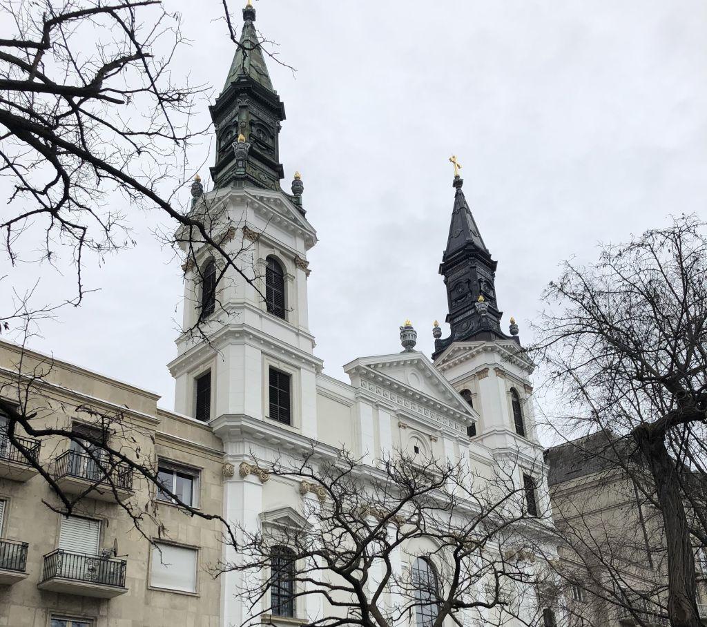 Görög templom - Március 15. tér , 2 toronys338
