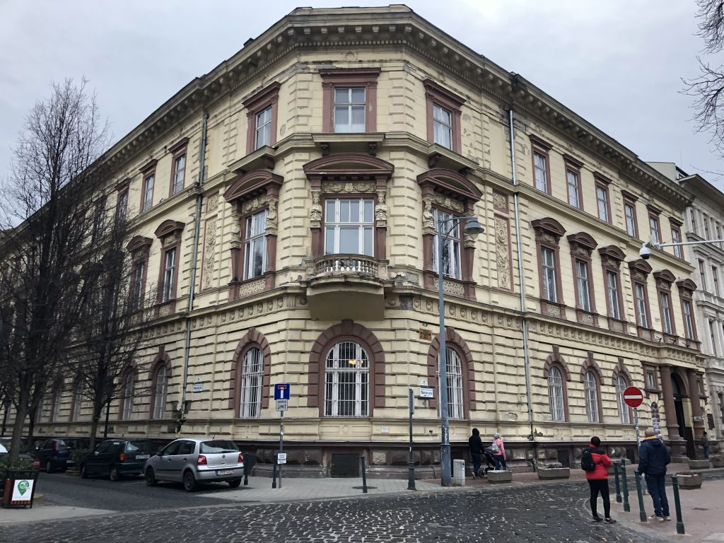 Károlyi S. palota- Múzeum u. 11. 523