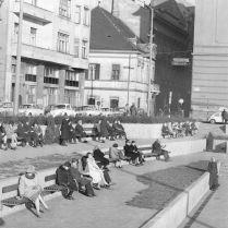 Március 15. tér - 1974 fortepan_18790_e817186
