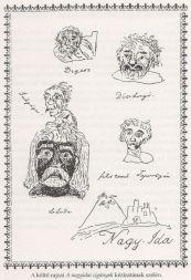 Arany János saját rajzai