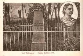 Arany Juliska sírja
