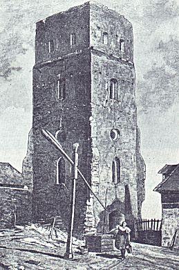 szalonta csonka torony